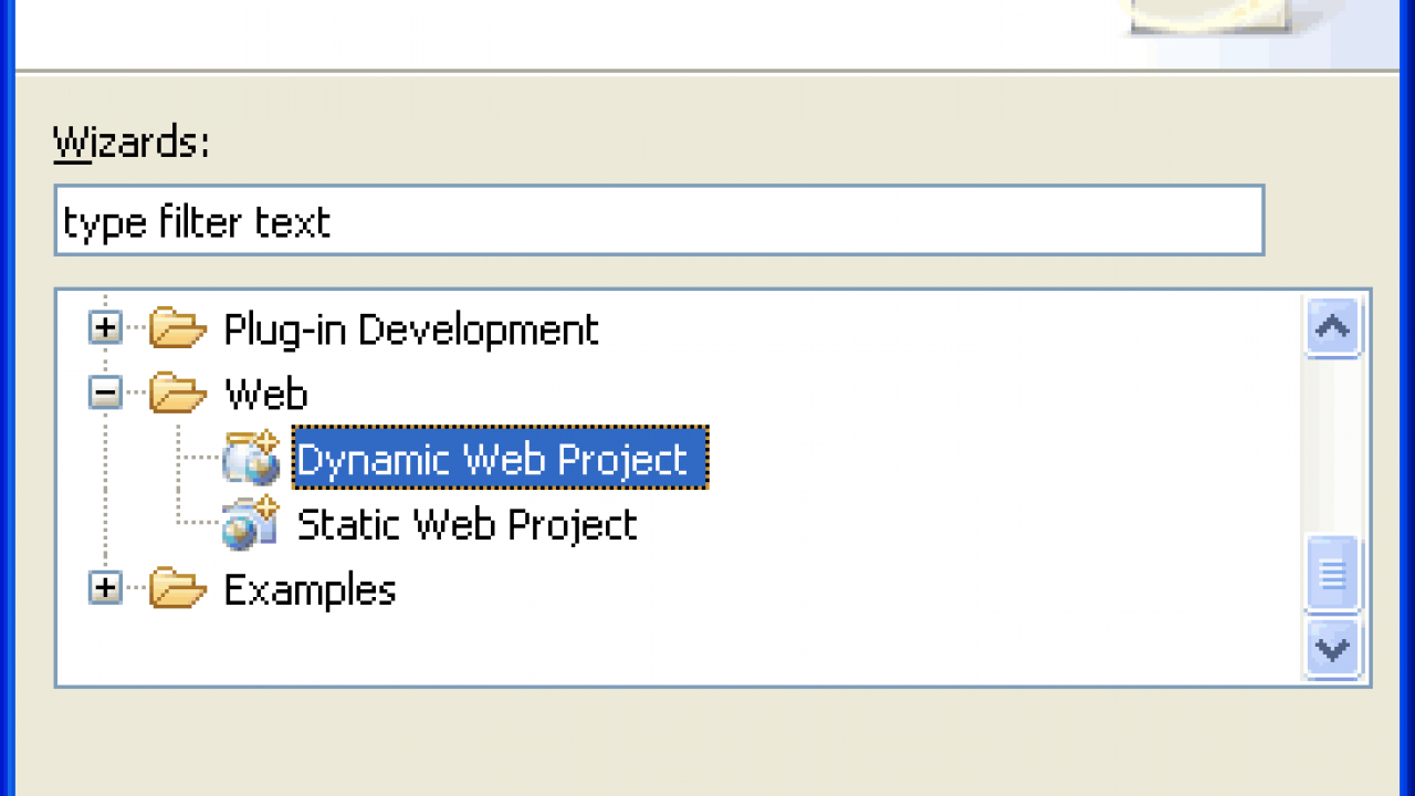 Tutorial:Creating Struts application in Eclipse  Struts