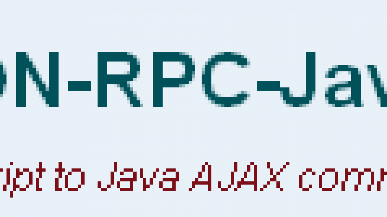 RPC in Javascript using JSON-RPC-Java - ViralPatel net