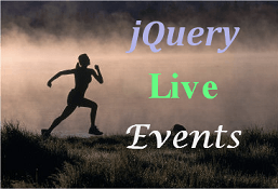 jquery-live-function