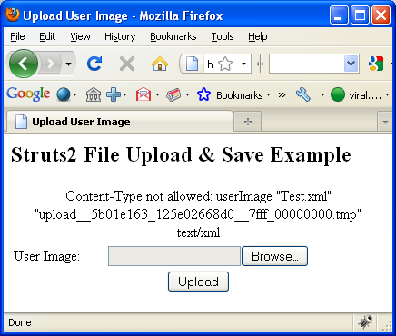 struts2-file-upload-error