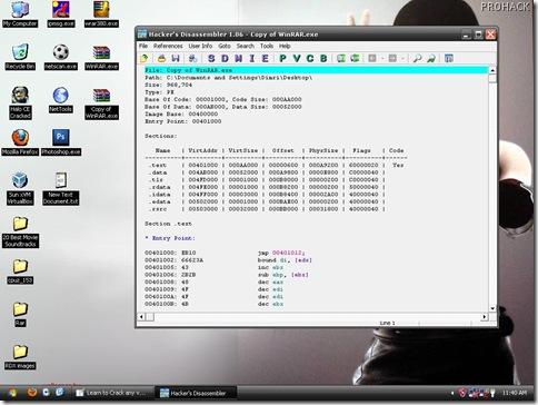 Step by step Guide to Crack WinRAR - ViralPatel net