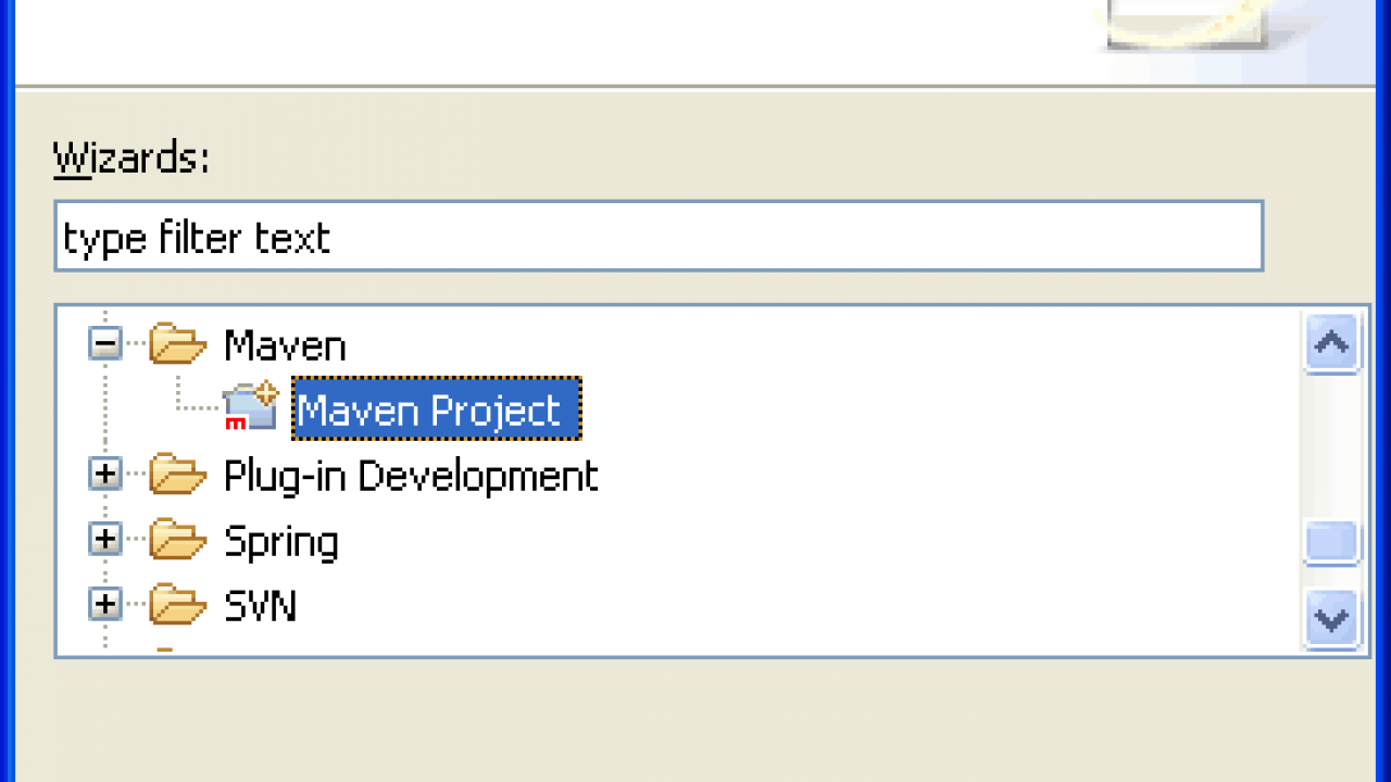 Creating Dynamic Web Project using Maven in Eclipse  Eclipse