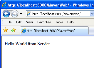 hello-world-maven-eclipse-web-project