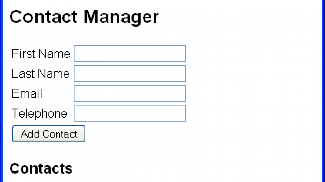 Tutorial:Create Spring 3 MVC Hibernate 3 Example using Maven