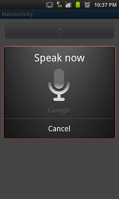 android-speech-to-text-activity