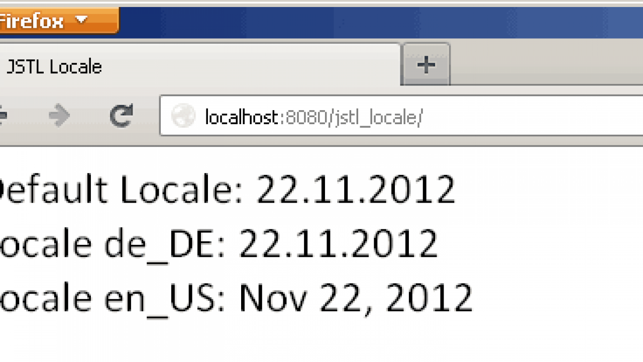 How to update JSTL Locale dynamically, JSTL Locale set