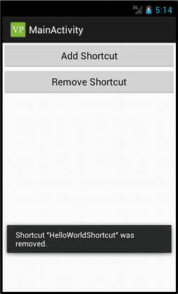 android_unistall_shortcut_demo