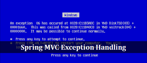 error-spring-mvc-exception