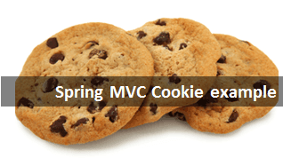 spring mvc cookie example