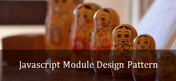 javascript-module-design-pattern