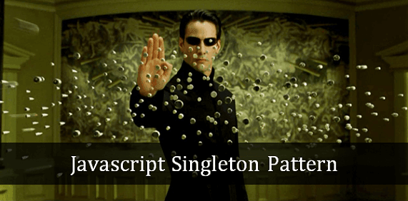 Image result for singleton pattern javascript