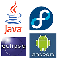 android-eclipse-java-fedora