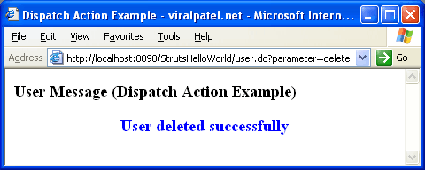 struts-dispatchaction-example-delete